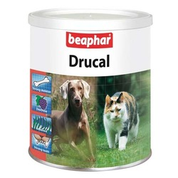 Beaphar Drucal Витаминно-минеральная пищевая добавка, 250 гр.