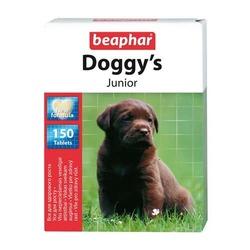 Beaphar Doggy's Junior Витаминизированное лакомство для щенков, 150 табл.