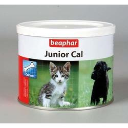 Beaphar Junior Cal Пищевая добавка для щенков и котят, 200 гр.