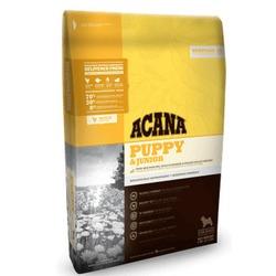 Acana Heritage Puppy&Jinior, сухой корм для щенков и юниоров с курицей, индейкой, фруктами и овощами (70/30)