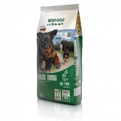 Bewi Dog Basic Menu для взрослых собак всех пород с нормальной активностью