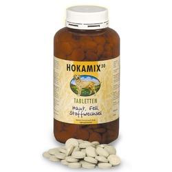 Hokamix 30 Tabletten натуральный витаминизированный комплекс дополнительного питания из 30 целебных и пищевых трав, Хокамикс 30 видов трав