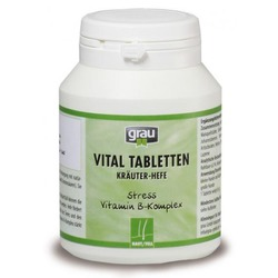 GAC Krauter-Hefe Tabletten Комплекс при беременности, лактации, повышенных нагрузках улучшает пищеварение и состояние кожи и шерсти , 200 табл. (Кройтер Хефе)