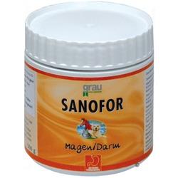 Hokamix Sanofor средство для улучшения усваиваемости корма, устранение неприятного запаха из пасти, от поедания фекалий, Хокамикс Санофор (Занофор)