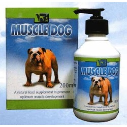 Stride Muscle Dog добавка для увеличения мышечной массы, 200мл