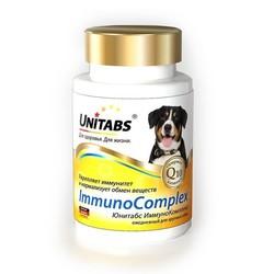 Unitabs ImmunoComplex витамины для собак крупных пород, 100 табл.