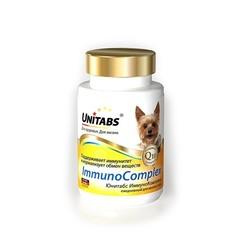 Unitabs ImmunoComplex витамины для собак мелких пород, 100 табл.