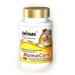 Unitabs MamaCare витаминный комплекс для щенных и кормящих сук, 100 табл.