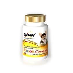 Unitabs Junior Complex витаминный комплекс для щенков с 3-х недельного возраста 100 табл.