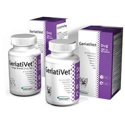 VetExpert GeriatiVet large breed ГериатиВет для крупных пород, 45 табл.