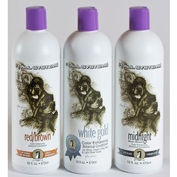 1 All Systems Color Botanical Conditioner Midnight, цвет: черный, 473мл