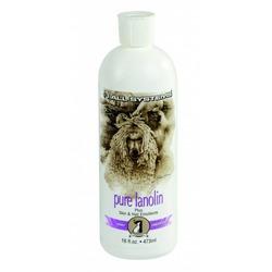 1 All Systems Pure Cosmetics Lanolin Plus Skin & Hair Emollients.- смягчающий кондиционер для шерсти с ланолином