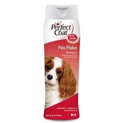 Perfect Coat шампунь от перхоти Coat No-Flake Formula Shampoo, 473 мл.