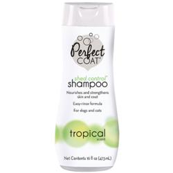 Perfect Coat укрепляющий шампунь Shed Control Shampoo, 473 мл.