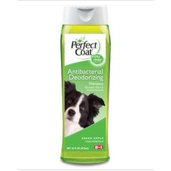 Perfect Coat антибактериальный, дезодорирующий шампунь Antibacterial Deodorizing Shampoo, 473 мл.