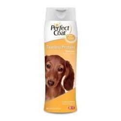 Perfect Coat укрепляющий, протеиновый шампунь Tearless Protein Shampoo, 473 мл.