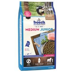 Bosch Junior Medium, сухой корм для щенков средних пород
