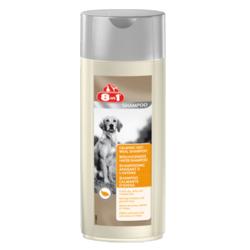8in1 Natural Oatmeal Shampoo, шампунь с овсяным маслом, успокаивающий для раздраженной кожи, 250мл