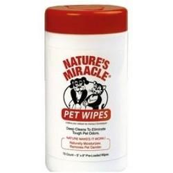 8in1 очищающие салфетки, 70 шт. NM Pet Bath wipes