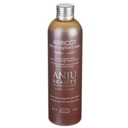"Anju Beaute шампунь для кремовой, абрикосовой шерсти ""Абрикос"" (Abricot Colour Shine Shampoo), 250 мл."