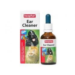 Beaphar Ear-Cleaner — Средство для уходя за ушами, 50 мл