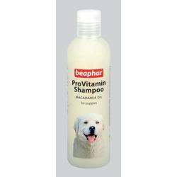 Beaphar шампунь для щенков, Pro Vitamin Shampoo Macadamia for Puppies, 250 мл.