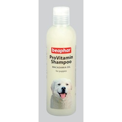 Beaphar шампунь для щенков, Pro Vitamin Shampoo Macadamia for Puppies, 250 мл.