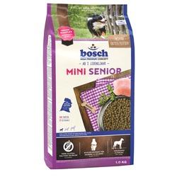 Bosch Mini Senior, сухой корм для пожилых собак мелких пород