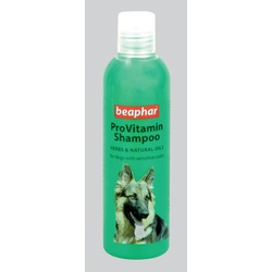 Beaphar шампунь для чувствительной кожи, Pro-Vitamin Shampoo, 250 мл.