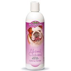 Bio-Groom Natural Oatmeal Cream Rinse успокаивающий кондиционер против зуда и раздражений 355мл.