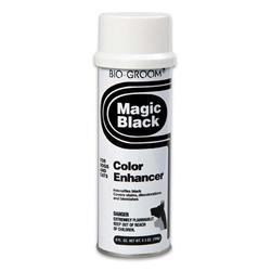 Bio-Groom Magic Black. черный выставочный спрей-мелок 236 мл