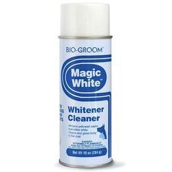 Bio-Groom Magic White. Белая выставочная пенка 284 мл