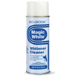 Bio-Groom Magic White. белый выставочный спрей-мелок 284 мл