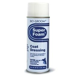 Bio-Groom Super Foam. Выставочная объемная пенка для укладки шерсти, 425 мл