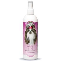 Bio-Groom Mink Oil Conditioner Spray. спрей-кондиционер с норковым маслом для блеска и роста шерсти 355 мл
