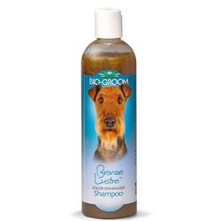 Bio-Groom Bronze Lustre Shampoo шампунь-ополаскиватель для собак коричневого окраса