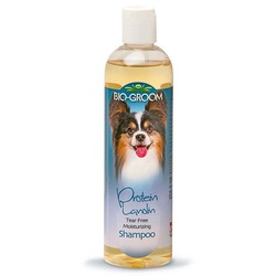 Bio-Groom Protein/Lanolin Shampoo увлажняющий шампунь с ланолином