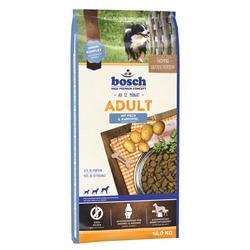 Bosch Adult Fish & Potato, сухой корм для взрослых собак со средним уровнем активности с рыбой и картофелем