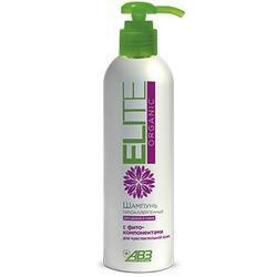 Elite Organic шампунь гипоаллергенный для щенков и собак с чувствительной кожей, 270 мл