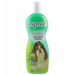 Espree Silky Show Shampoo шампунь для собак и кошек «Сияние шелка», 355 мл.