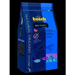 Bosch Bio Puppy + carrots сухой корм для щенков всех пород
