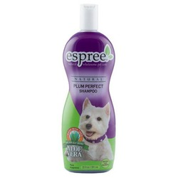 Espree Plum Perfect Cream Rinse бальзам-ополаскиватель для собак и кошек со светлой шерстью «Спелая слива», 355 мл.