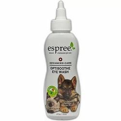 Espree Optisooth Eye Wash средство для промывания глаз собак и кошек, 118 мл.