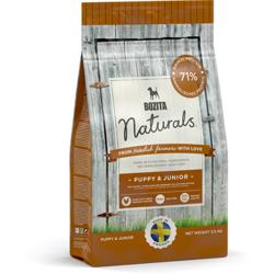 Bozita Naturals Puppy & Junior 25/13 корм для щенков всех пород, 9 кг
