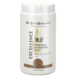 Iv San Bernard Пудра с запахом талька, 80 гр., ISB Traditional Line Excellence