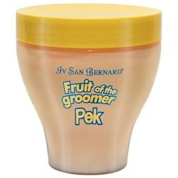 """Iv San Bernard восстанавливающая маска """"Апельсин"""" для слабой и выпадающей шерсти с силиконом ISB Fruit of the Grommer Orange"""