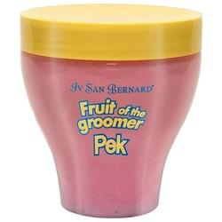 "Iv San Bernard восстанавливающая маска ""Черная вишня"" для короткой шерсти с протеинами шелка ISB Fruit of the Grommer Black Cherry"