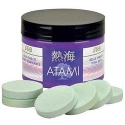 Iv San Bernard ATAMI Релаксирующие таблетки минеральные ванны 8 шт