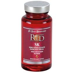 Iv San Bernard Mineral Red Средство SK тонизирующая сыворотка для тонкой шерсти 150 мл