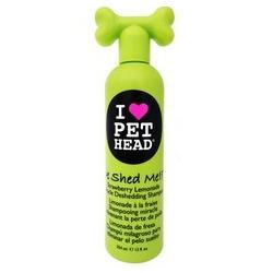 PET HEAD De Shed Me Shampoo Клубнично-лимонадный шампунь для линяющих собак